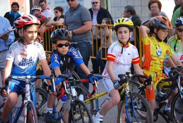 Esta semana ha tenido lugar en Pozo Estrecho la quinta prueba de escuelas de ciclismo de la Regi�n de Murcia, Foto 1