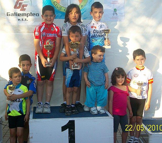 Esta semana ha tenido lugar en Pozo Estrecho la quinta prueba de escuelas de ciclismo de la Regi�n de Murcia, Foto 2