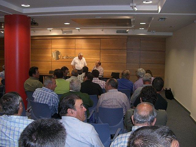 Los productores de uva quieren entrevistarse con el presidente Valcarcel, Foto 1
