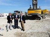 Cinco grandes proyectos del Sistema General de Colectores Zona Norte de Molina de Segura se encuentran actualmente en ejecución