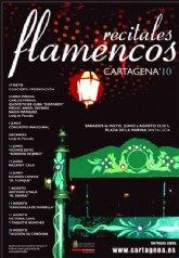 Ciclo de Recitales Flamencos en Santa Lucía.