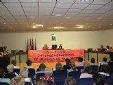 Mujeres de varias generaciones se reúnen en el I Foro Intergeneracional de Mujeres del Municipio de San Javier organizado por la Asociación 'Abril'