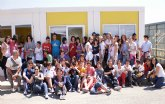 Los jóvenes de Mula celebran el Día del Reciclaje con una visita al Ecoparque, la EDAR y el Parque Solar