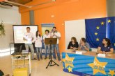 Los IES del Bohío y el Isaac Peral reciben los premios del concurso ¿Qué sabes de Europa?