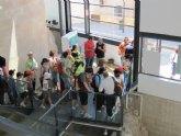 Gran participaci�n en la Visita Guiada al Yacimiento del Cerro del Castillo