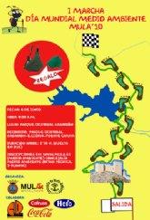 La I Marcha por el Día Mundial del Medio Ambiente recorrerá  el Castillo, el embalse de La Cierva y llegará  hasta Fuente Caputa