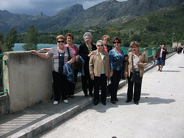 "The association Housewives ""Three Hail Mary"" organize a cultural trip to El Berro, Foto 2"