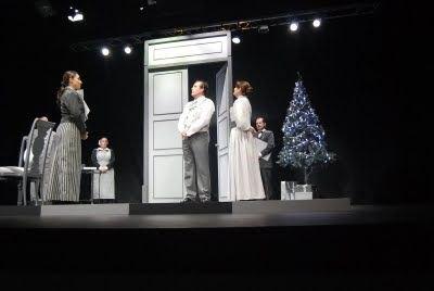 La programaci�n cultural de teatro contin�a con la obra Casa de Muñecas, Foto 1