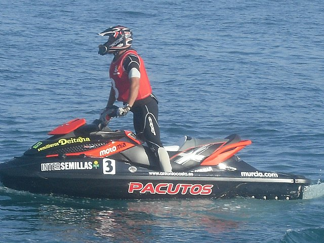 Antonio Costa gets second place in Alicante and rises to second in the overall F1, Foto 1