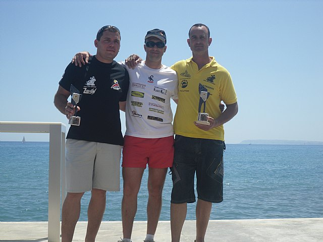 Antonio Costa gets second place in Alicante and rises to second in the overall F1, Foto 2