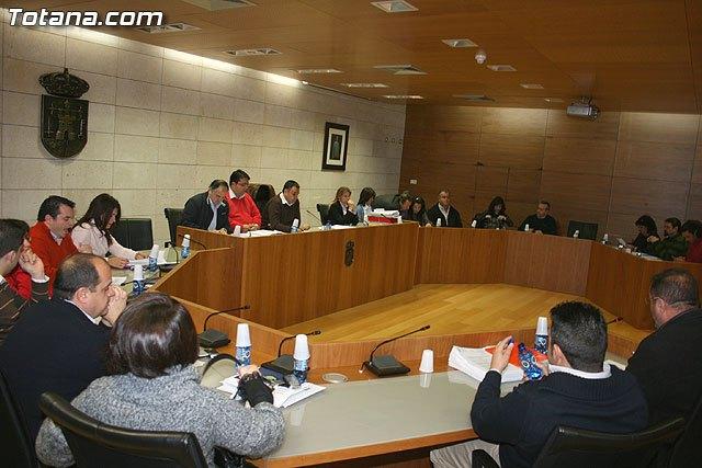 El Pleno abordar� mañana una quincena de propuestas., Foto 1