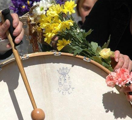 Mula prepara la declaración de Bien de Interés Cultural Inmaterial para el Toque del Tambor - 1, Foto 1