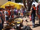 Protección Civil inicia la campaña de verano en los Colegios e Institutos de San Pedro del Pinatar