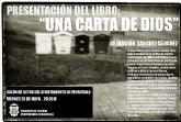 Presentación del Libro 'UNA CARTA DE DIOS' de Joaquín Sánchez Sánchez