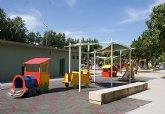 El Ayuntamiento de Puerto Lumbreras realiza obras de mejora y adecuación en el Parque Público Municipal