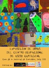Exposición de cuadros de Asido Cartagena