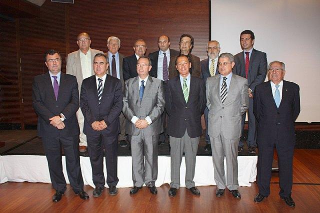 El Alcalde expresa su reconocimiento al esfuerzo y sacrificio de los empresarios de construcción para afrontar la crisis - 3, Foto 3
