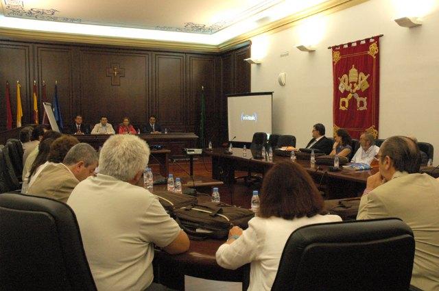 La UCAM acoge el XX Congreso Nacional de Profesores de Mediciones, Presupuestos y Valoraciones - 1, Foto 1