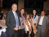 María Dolores Sánchez participa en la entrega de premios de relatos de la Federación de Peñas Huertanas