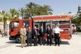 El Ayuntamiento adquiere lo último en vehículos contra incendios