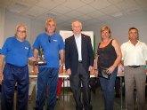 El Equipo A del Hogar de Mayores Cartagena III, ganador del II Torneo Municipal de Petanca