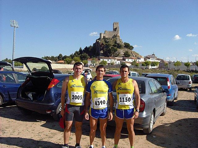 El Club Atletismo Totana estuvo hasta en seis pruebas el pasado fin de semana, Foto 1