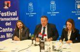 El Lebrijano y Carlos Piñana clausurarán el I Congreso Internacional de Flamenco sobre los Cantes Mineros