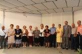 Varios mayores recitan sus poes�as presentadas a concurso