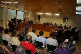 El Pleno aprueba la transformación de MIFITO en la sociedad municipal del Centro Especial de Empleo Totana