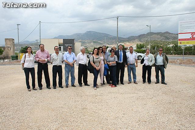 Los vecinos de la pedanía de Lébor dispondrán para este verano de la primera infraestructura deportiva - 22