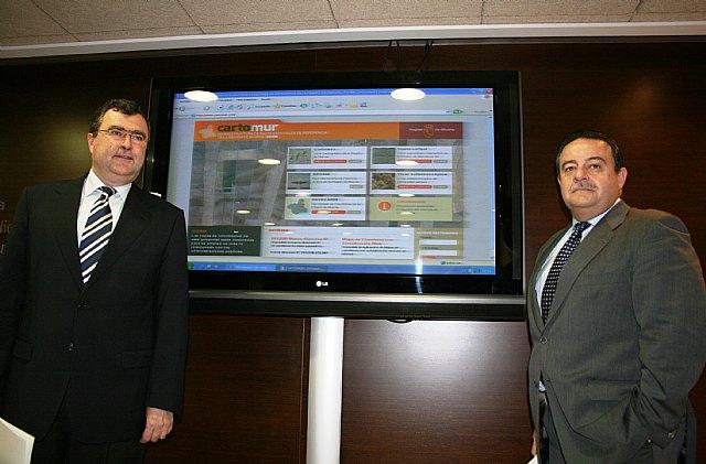 El portal de referencia geográfica de la Región registra más de cuatro millones de visitas al mes - 1, Foto 1