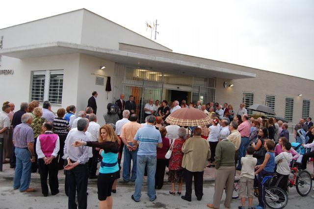 El Centro Social del barrio torreño de San Pedro abre sus puertas - 1, Foto 1