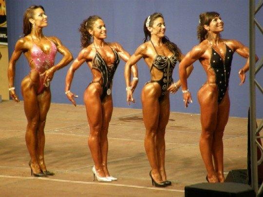 La competidora de Bodyfitness Encarna Mari participó el pasado fin de semana en la III Edición de la Copa Nacional de España de culturismo y fitness - 4, Foto 4