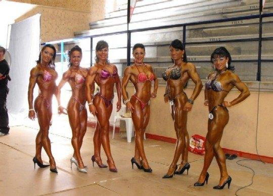 La competidora de Bodyfitness Encarna Mari participó el pasado fin de semana en la III Edición de la Copa Nacional de España de culturismo y fitness - 5, Foto 5