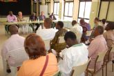 África se acerca a Las Torres de Cotillas en la celebración de su 'Día Mundial'