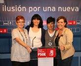 PSOE: 'Algezares evidencia la falta de compromiso del PP con los mayores de las pedanías'