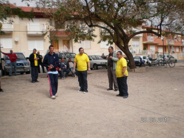 El pasado fin de semana, la asociación PADISITO clausuró el torneo regional de petanca - 6