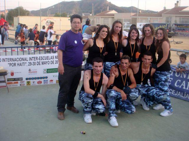 El Ranero, el Real Murcia y el Sevilla, ganadores del VIII Torneo Inter Escuelas Nueva Cartagena - 3, Foto 3