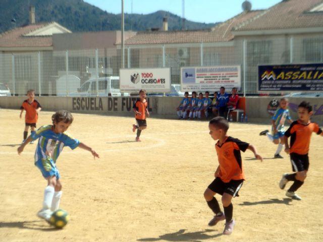 El Ranero, el Real Murcia y el Sevilla, ganadores del VIII Torneo Inter Escuelas Nueva Cartagena - 4, Foto 4