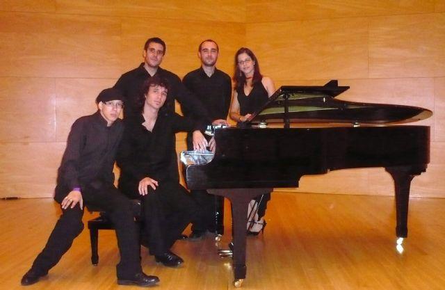 El quinteto La Zerilla, en el ciclo Espacios Sonoros - 1, Foto 1