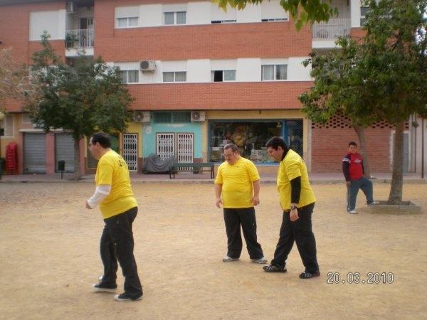 El pasado fin de semana, la asociaci�n PADISITO clausur� el torneo regional de petanca, Foto 1