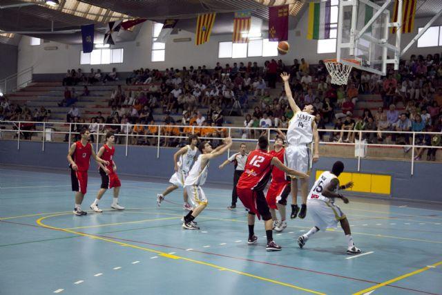 Mazarrón, epicentro del baloncesto nacional durante cuatro días - 1, Foto 1