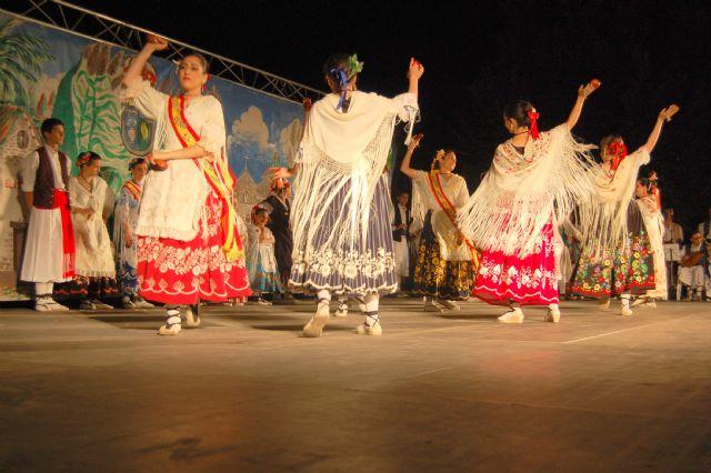 El XV Festival Nacional de Folclore 'Villa de Alguazas' vuelve a ser un éxito - 1, Foto 1