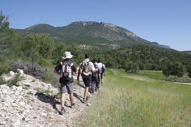 130 personas participaron durante el pasado fin de semana en las  rutas de senderismo del programa Lorca a Pie 2010 - 1, Foto 1