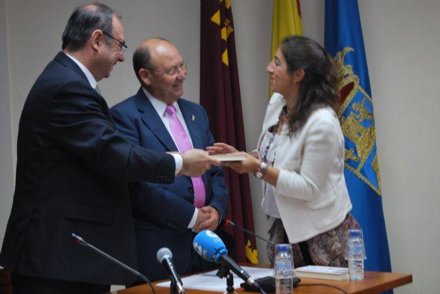 Nostálgico acto de entrega de premios del X Certamen Literario Alfonso Martínez Mena - 3, Foto 3