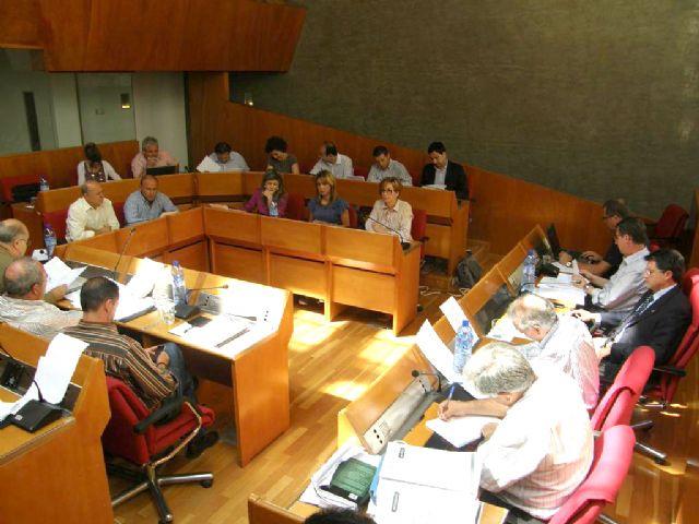 El Pleno pide por unanimidad al Gobierno de España que cumpla los plazos de llegada del AVE al municipio y su conexión con Andalucía - 1, Foto 1