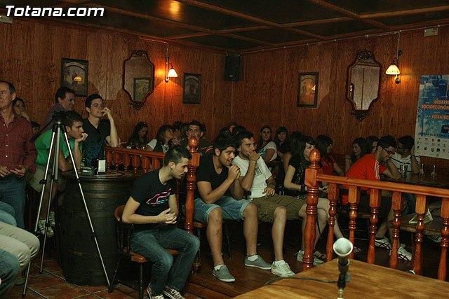 Los jóvenes del municipio participaron la semana pasada en una Jornada de Autoempleo, Foto 1