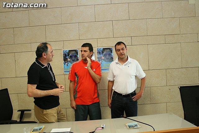 La concejal�a de Deportes presenta un refrescante programa de actividades del Verano Polideportivo 2010 para niños, j�venes y adultos, Foto 4