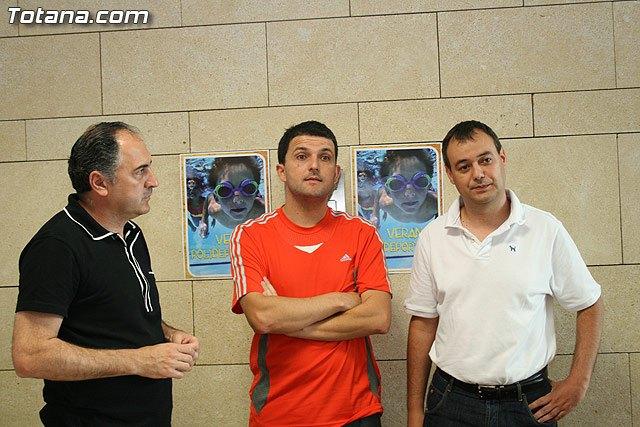 La concejal�a de Deportes presenta un refrescante programa de actividades del Verano Polideportivo 2010 para niños, j�venes y adultos, Foto 5