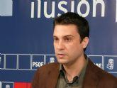 El PSRM presenta mociones en todos los ayuntamientos pidiendo a Valcárcel medidas de austeridad y políticas de empleo